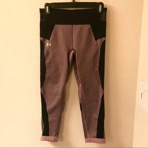 Almost new Under Armour heatgear legging small